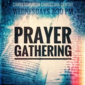 Prayer, Christchurch Dorset
