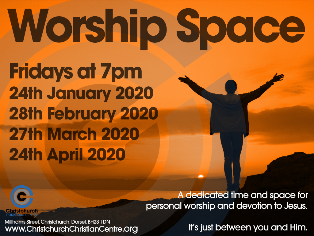 Worship Space - Prayer Space Christchurch Bournemouth Dorset