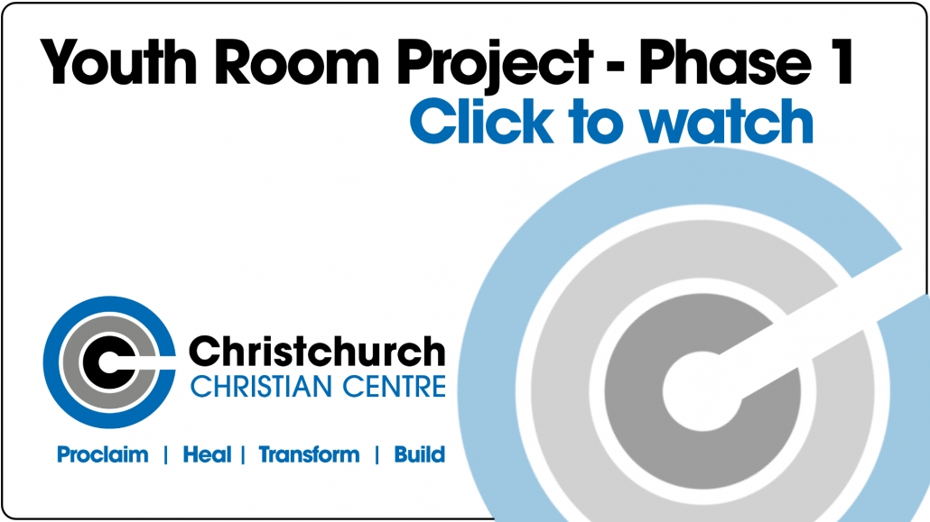 Youth Room Rennovation Project at CCC - Phase 1